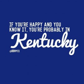 Happy Kentucky